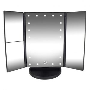 Espejos con LED